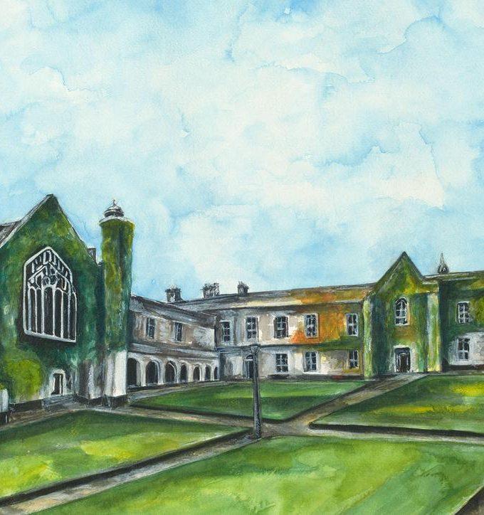 Aula Maxima NUI Galway