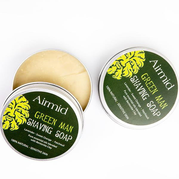 Natural Moisturizing Shaving Soap