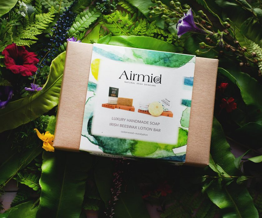 Cedarwood and Eucalyptus Soap Gift Set