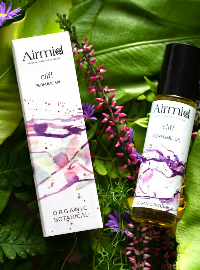 Cliff Perfume Oil