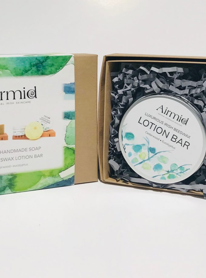 Airmid Cedarwood and Eucalyptus Gift Set