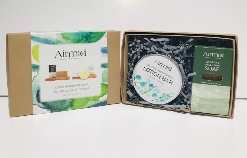Airmid Cedarwood and Eucalyptus Gift Set