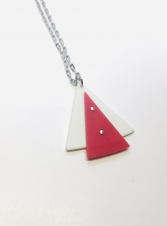 Iasc Designs Vinyl Necklace