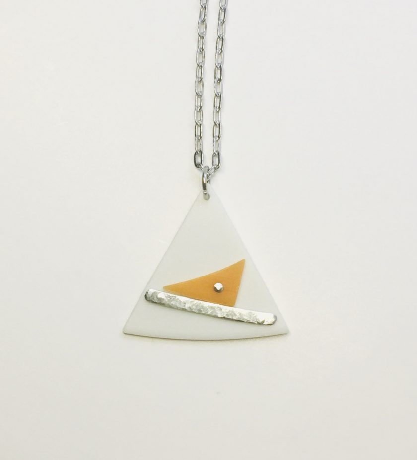 Iasc Designs Vinyl Necklace