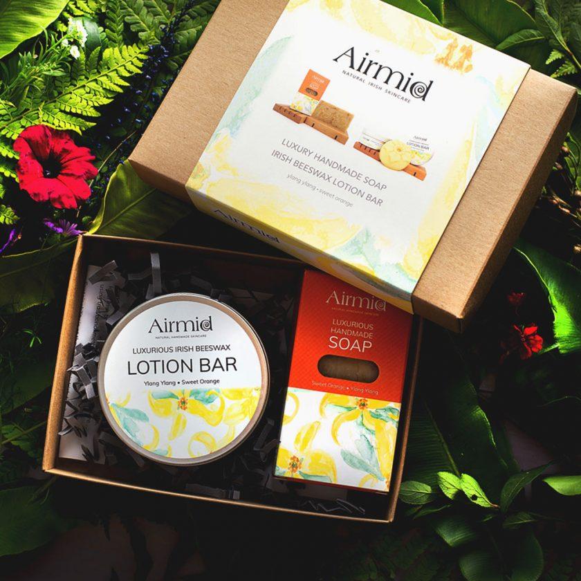 Ylang Ylang Sweet Orange Beeswax Lotion and Soap