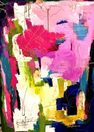 Abstract Original Art