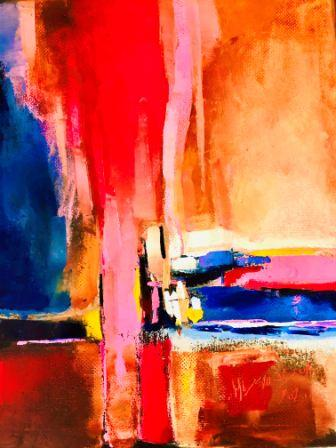 Abstract Original Art