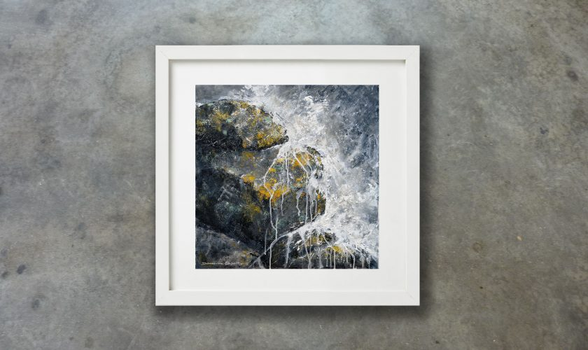 Donnacha Quilty framed Print